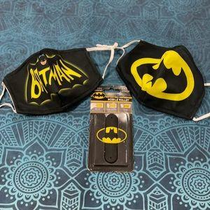 New Batman fan combo
